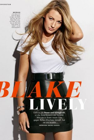 Blake Lively - Cosmopolitan Germany Magazine (July 2020)