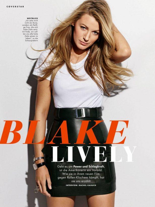 Blake Lively - Cosmopolitan Germany Magazine (July 2020)