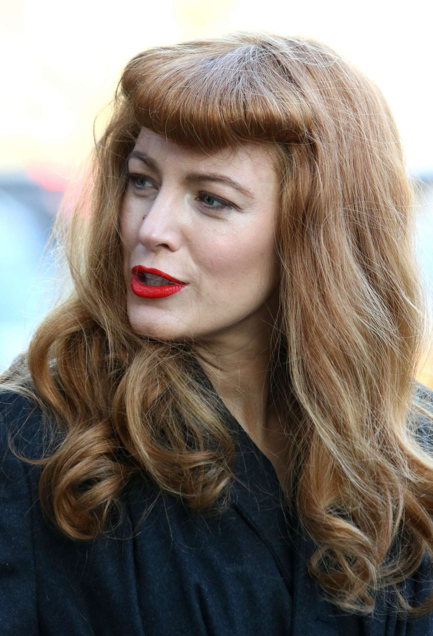 Blake Lively - Filming 'The Rhythm Section' in Manhattan