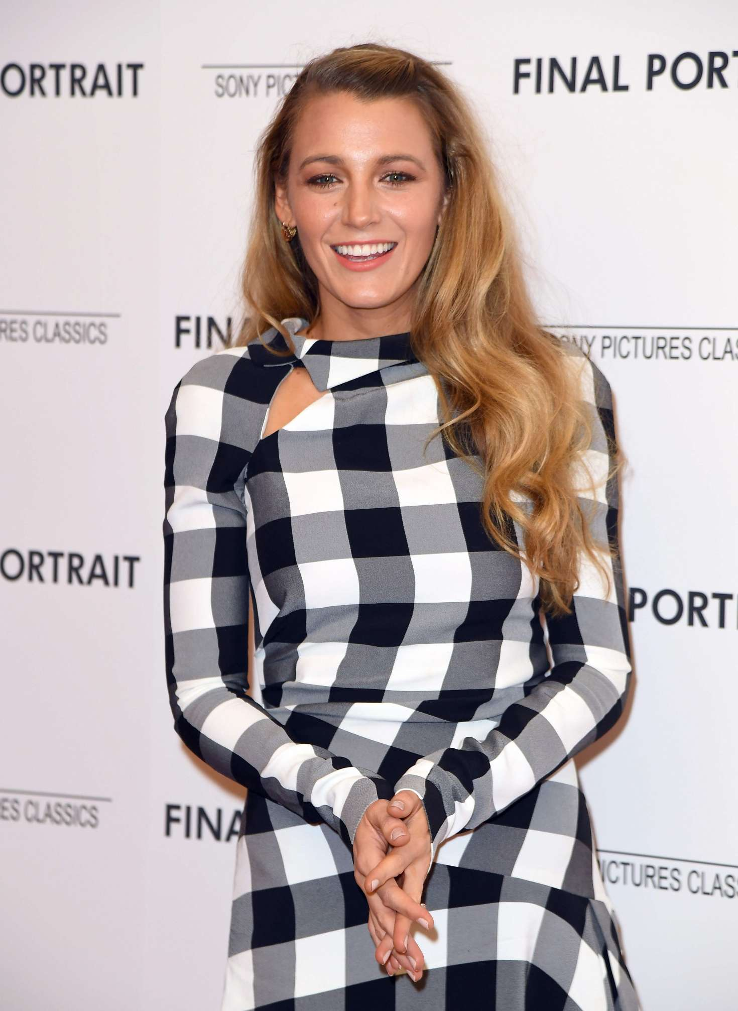 Blake Lively - 'Final Portrait' Screening in New York City