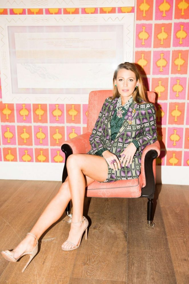 Blake Lively for Coveteur (September 2018)