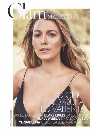 Blake Lively for Glamour Spain Magazine (September 2018)