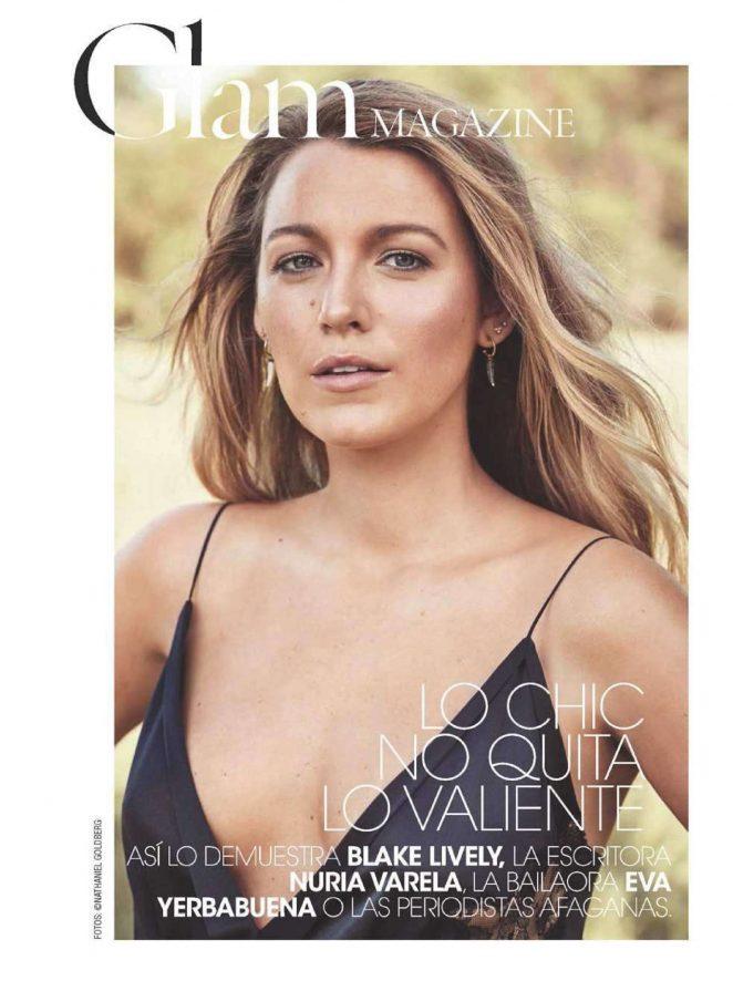 Blake Lively for Glamour Spain Magazine (September 2018)