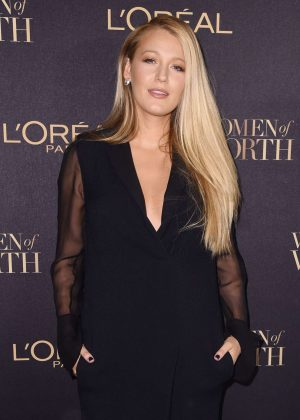 Blake Lively -  L'Oreal Paris Women of Worth Celebration 2016 in New York