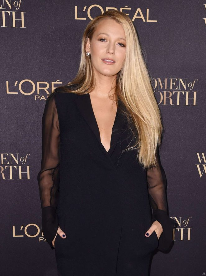 Blake Lively –  L'Oreal Paris Women of Worth Celebration 2016 in New York