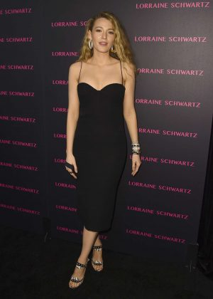 Blake Lively - Lorraine Schwartz Eye Bangles Collection Launch in West Hollywood