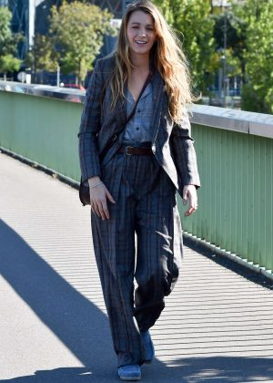 Blake Lively - Out in Paris