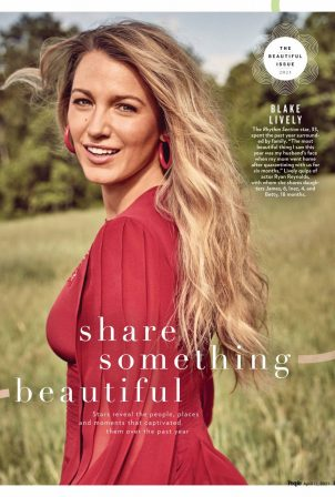 Blake Lively - PEOPLE magazine Beautiful (Issue 2021)