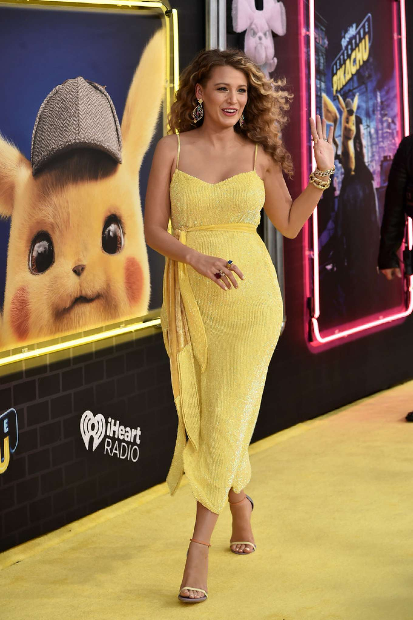Blake Lively 2019 : Blake Lively: Pokemon Detective Pikachu US Premiere in NYC-11