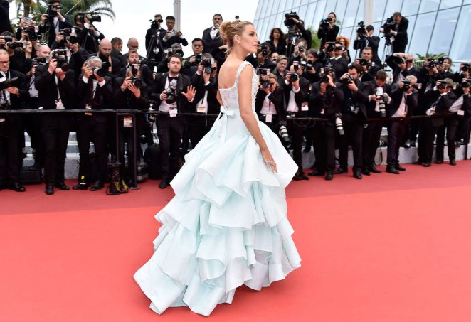 Blake Lively: Slack Bay Premiere at 2016 Cannes Film Festival -10