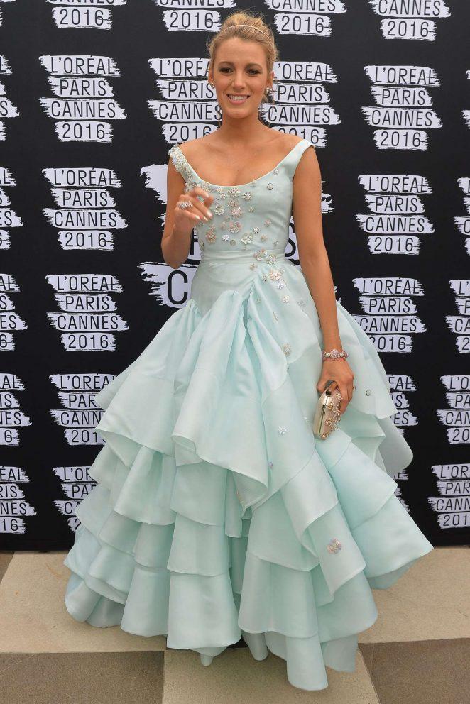 Blake Lively: Slack Bay Premiere at 2016 Cannes Film Festival -38