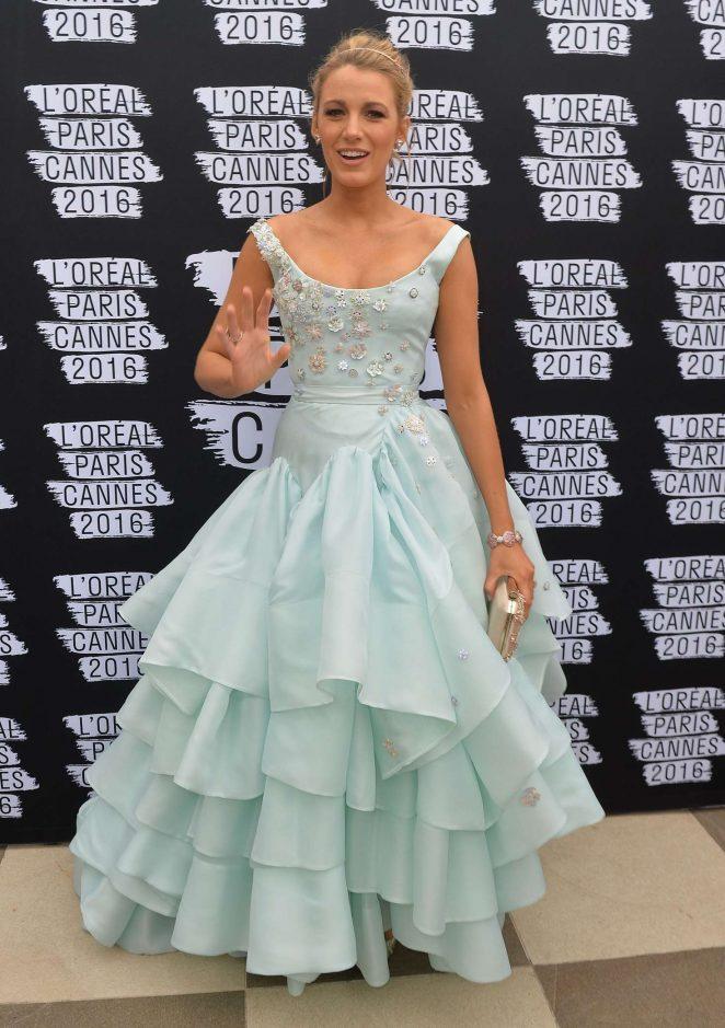 Blake Lively: Slack Bay Premiere at 2016 Cannes Film Festival -40
