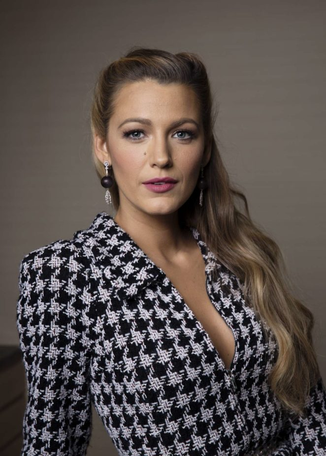 Blake Lively - Taylor Jewell Photoshoot 2017