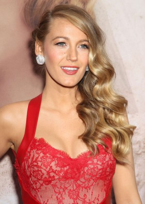 Blake Lively - 'The Age of Adaline' Premiere in NYC