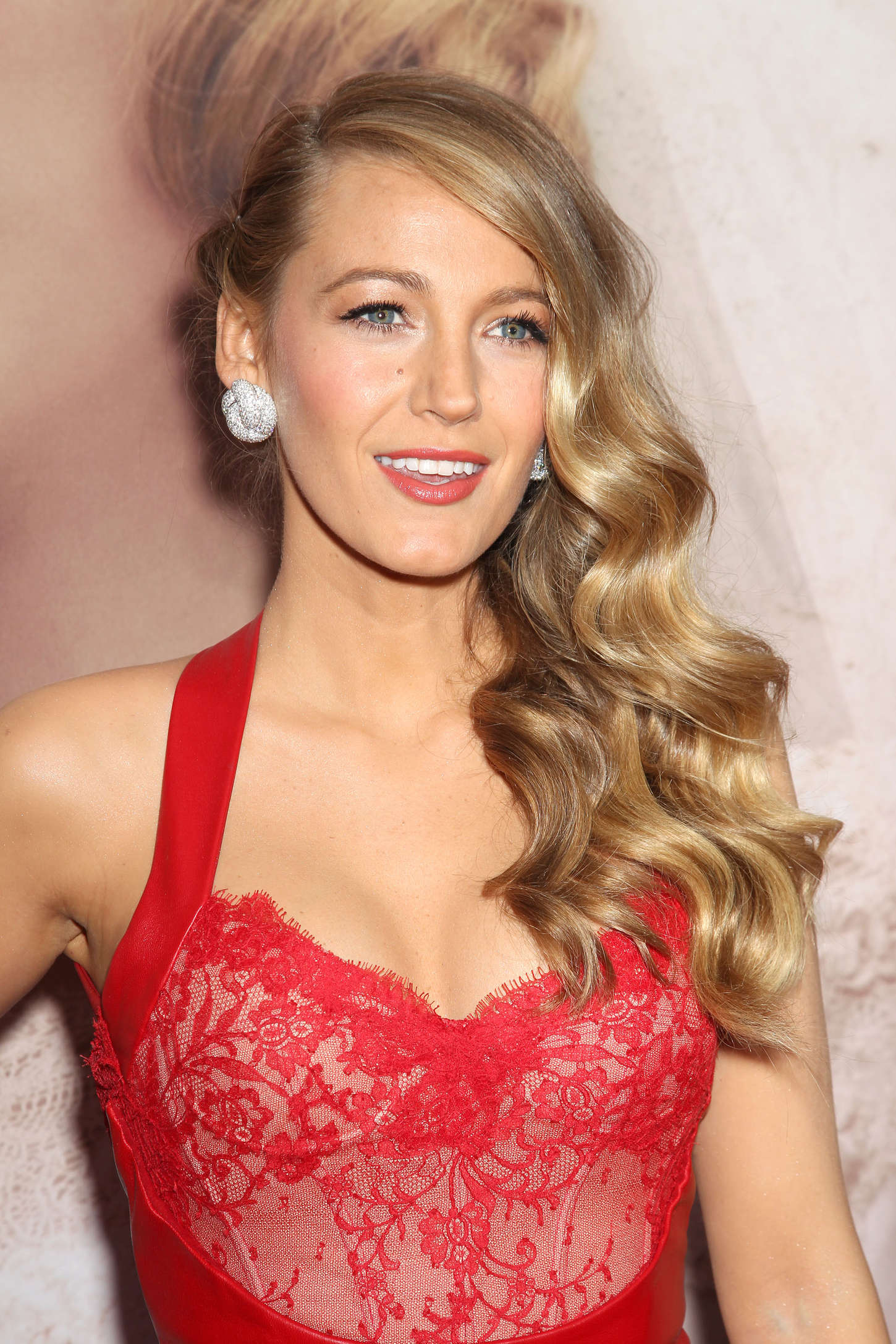 Blake Lively – 'The Age of Adaline' Premiere in NYC – GotCeleb