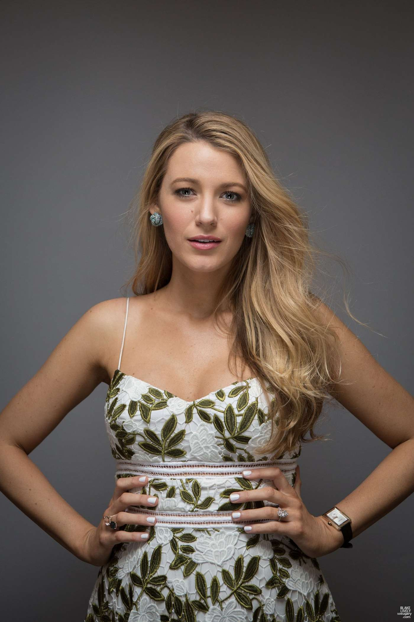 Blake Lively - The Hollywood Reporter Photoshoot (May 2016)