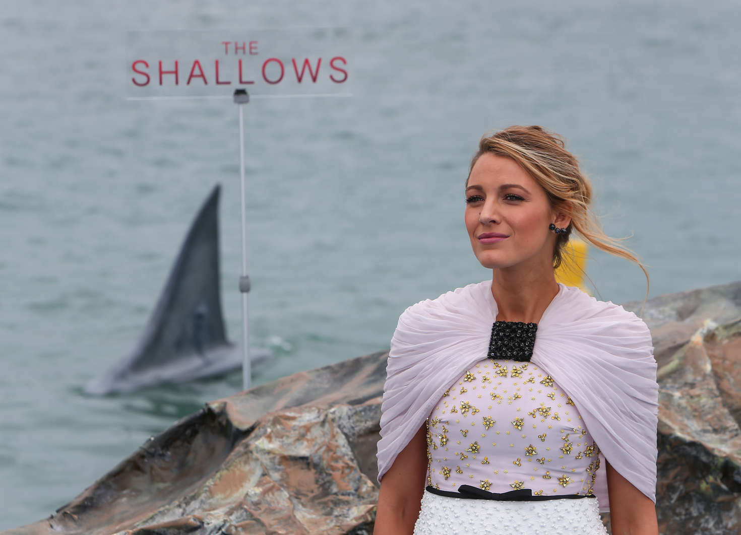 Blake Lively: The Shallows Photocall at 69th annual Cannes ... Blake Lively Shallows