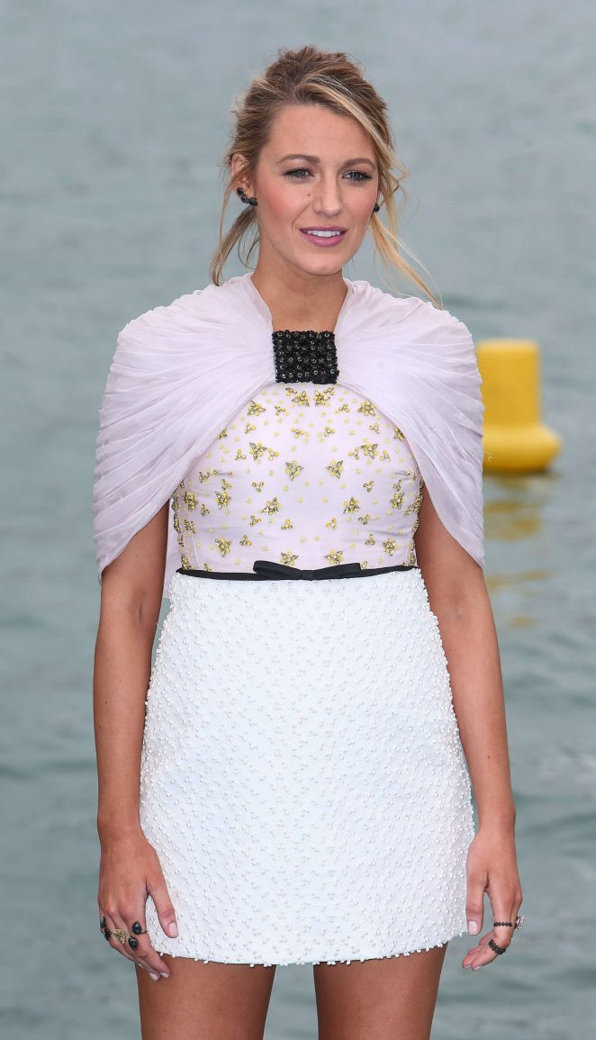 Blake Lively – 'The Shallows' Photocall at 69th annual Cannes Film Festival