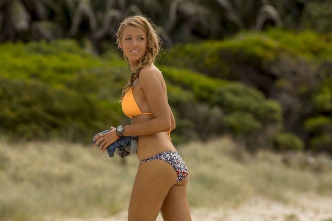 Blake Lively - The Shallows Promo Pics