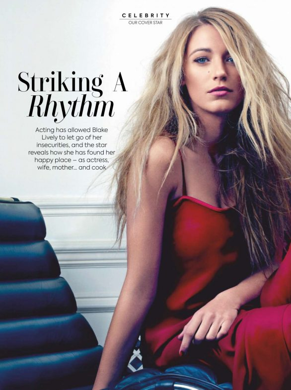 Blake Lively - Women's Weekly Singapore Magazine (December 2019)