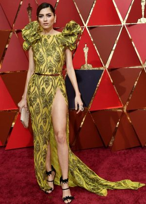 Blanca Blanco - 2017 Academy Awards in Hollywood