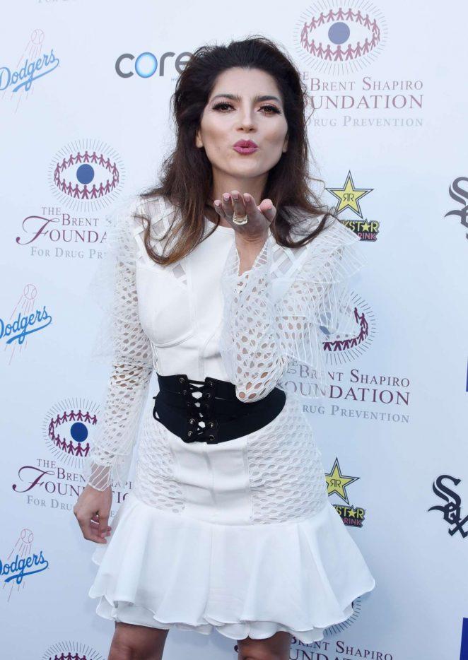 Blanca Blanco - 2018 Annual Brent Shapiro Foundation for Drug Prevention in Beverly Hills