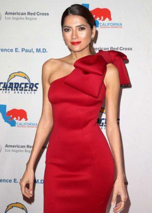 Blanca Blanco - 2018 Red Cross Los Angeles Humanitarian Awards in LA
