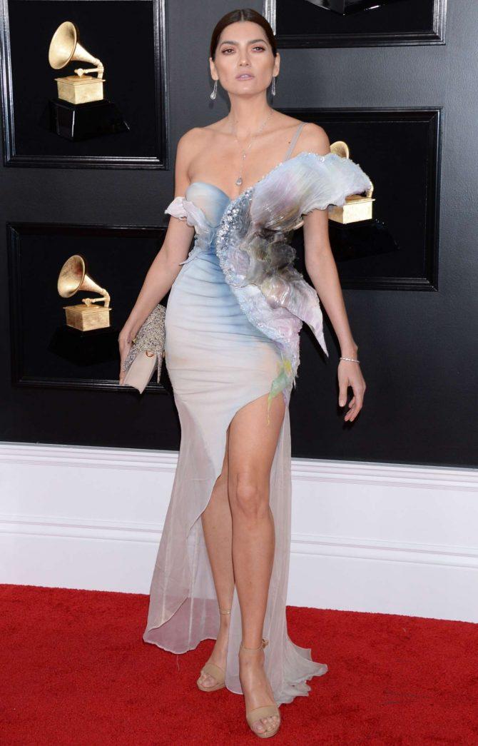 Blanca Blanco – 2019 Grammy Awards in Los Angeles