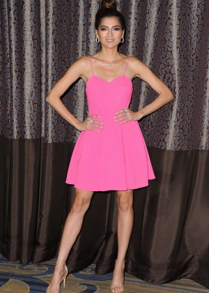 Blanca Blanco - ACLU SoCal Hosts 2015 Bill Of Rights Dinner in Beverly Hills