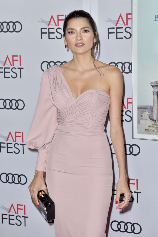 Blanca Blanco - AFI Fest 2018 'On the Basis of Sex' Opening Night Premiere in LA