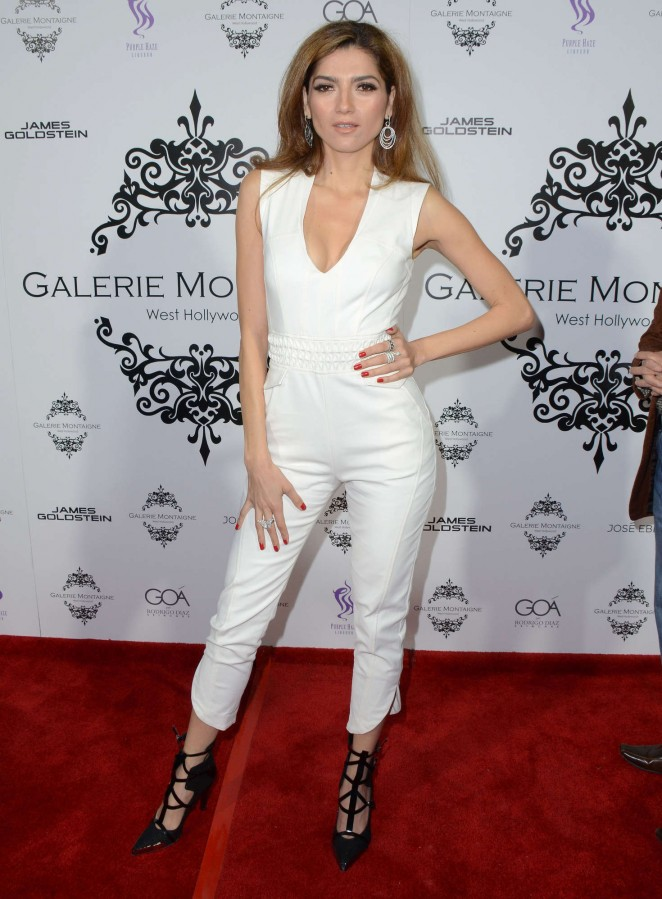 Blanca Blanco - Galerie Montaigne Opening in Los Angeles