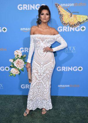 Blanca Blanco - 'Gringo' Premiere in Los Angeles