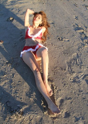 Blanca Blanco Hot Photoshoot In Malibu Gotceleb