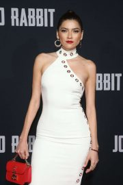 Blanca Blanco - 'Jojo Rabbit' Premiere in Los Angeles
