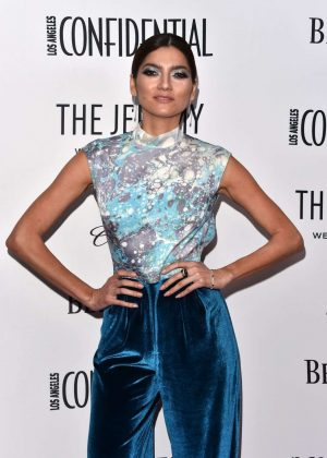 Blanca Blanco - Los Angeles Confidential Celebrates 'Awards Issue' in West Hollywod
