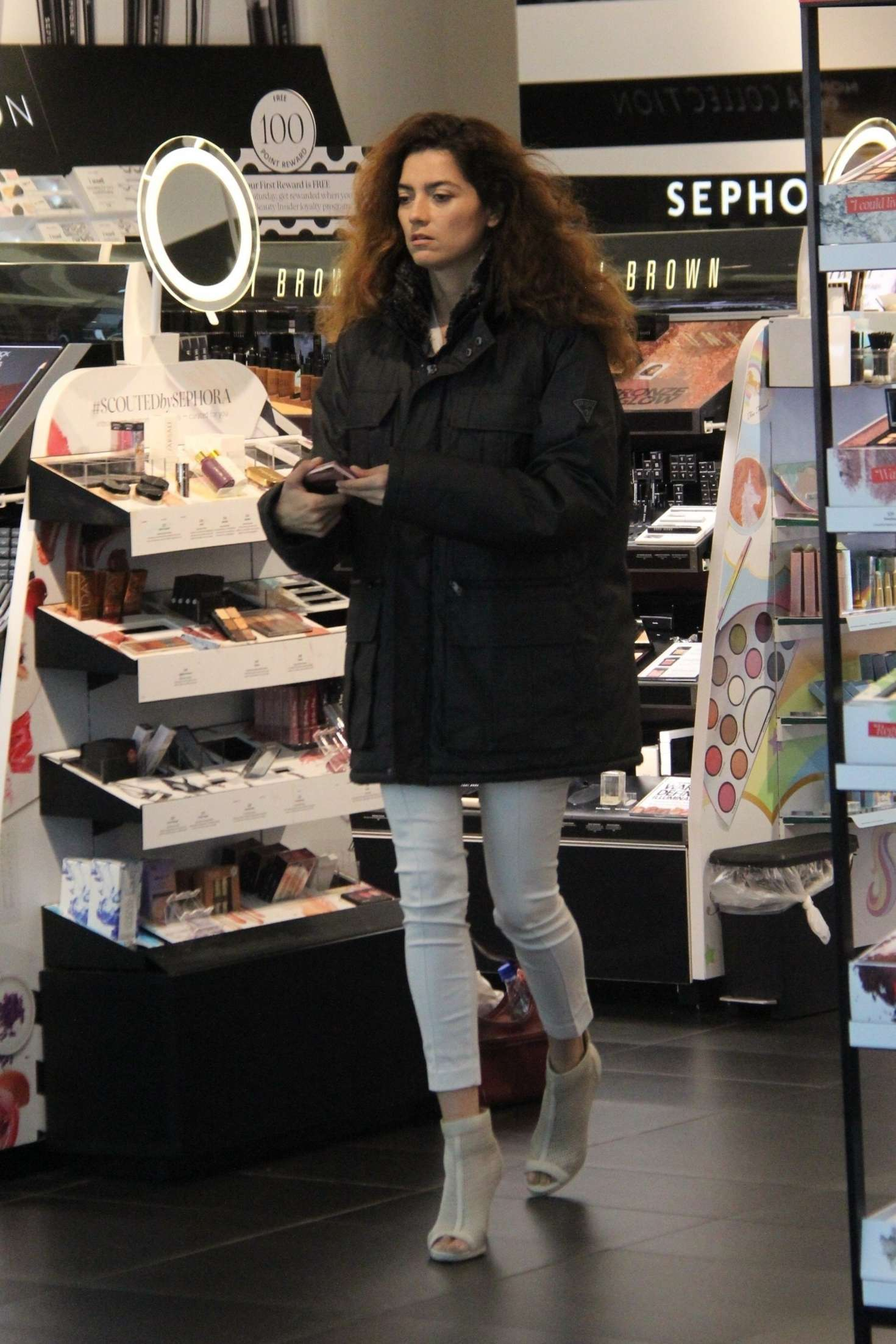Blanca Blanco 2018 : Blanca Blanco: Out for shopping in Beverly Hills -07