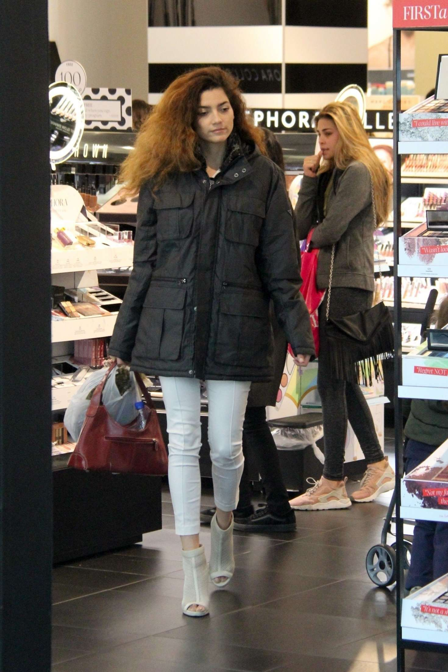 Blanca Blanco 2018 : Blanca Blanco: Out for shopping in Beverly Hills -08