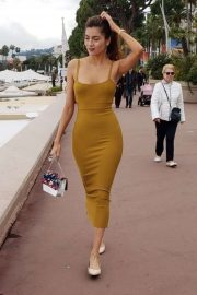 Blanca Blanco - Out in Cannes