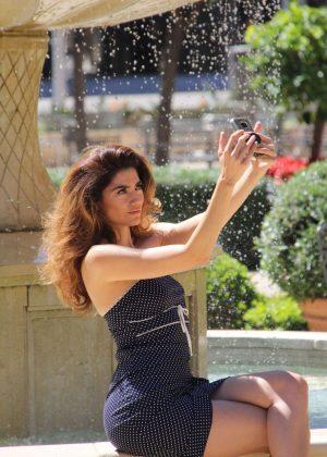 Blanca Blanco - Photoshoot in Beverly Hills