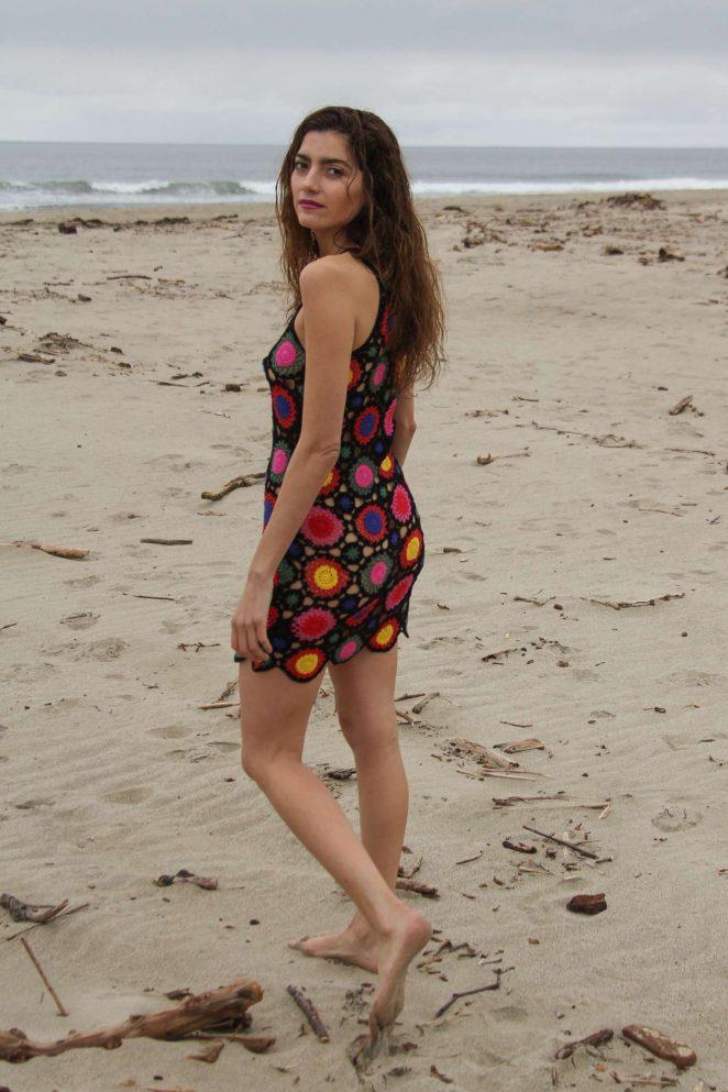 Blanca Blanco: Photoshoot in Malibu -62