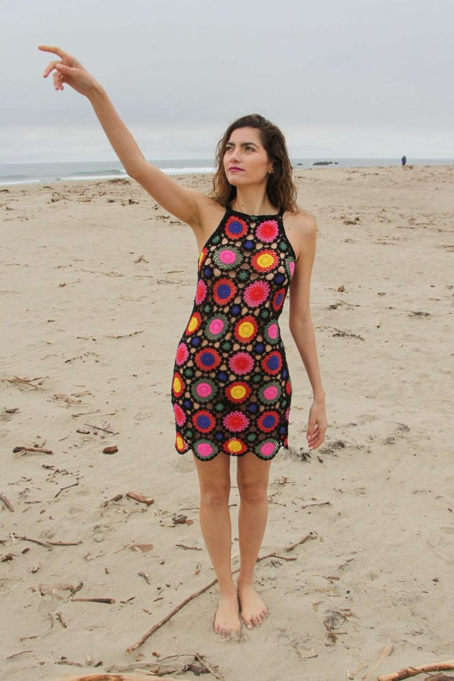 Blanca Blanco: Photoshoot in Malibu -81