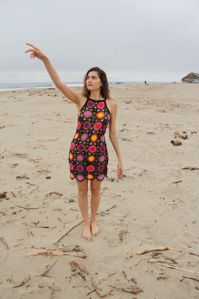 Blanca Blanco: Photoshoot in Malibu -90