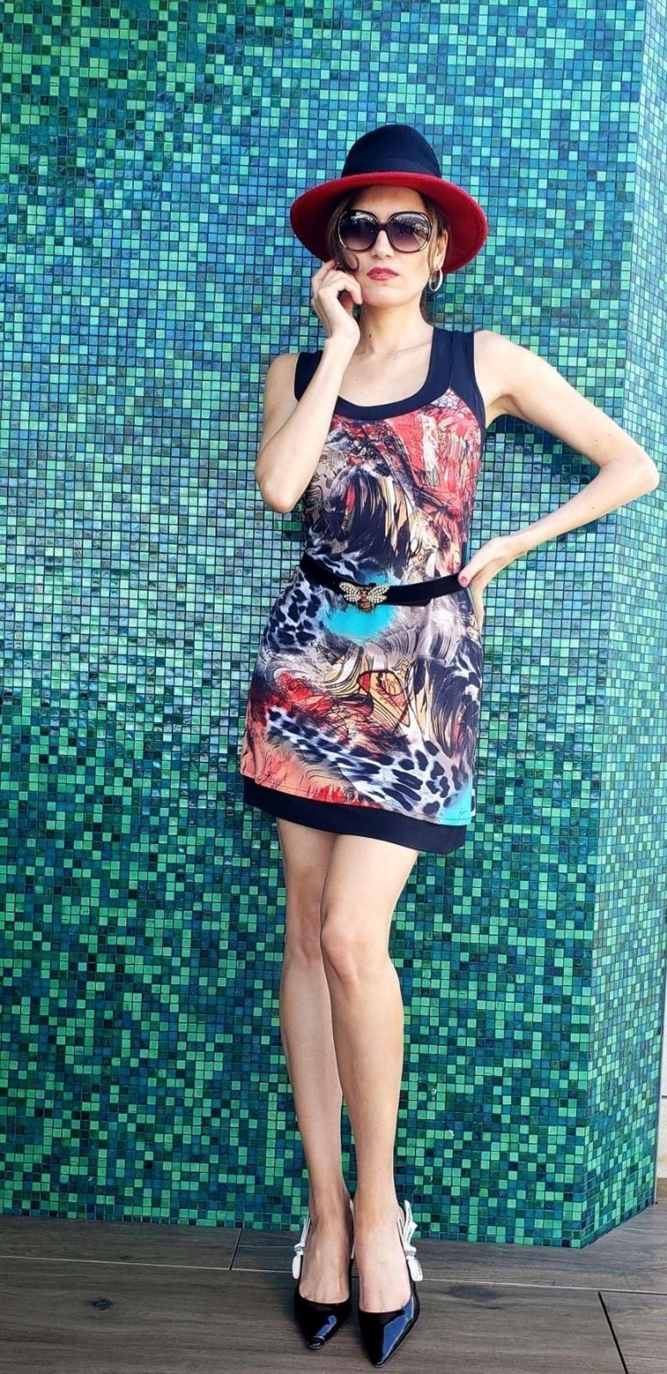 Blanca Blanco 2019 : Blanca Blanco – Posing on a sunny day in Beverly Hills-02