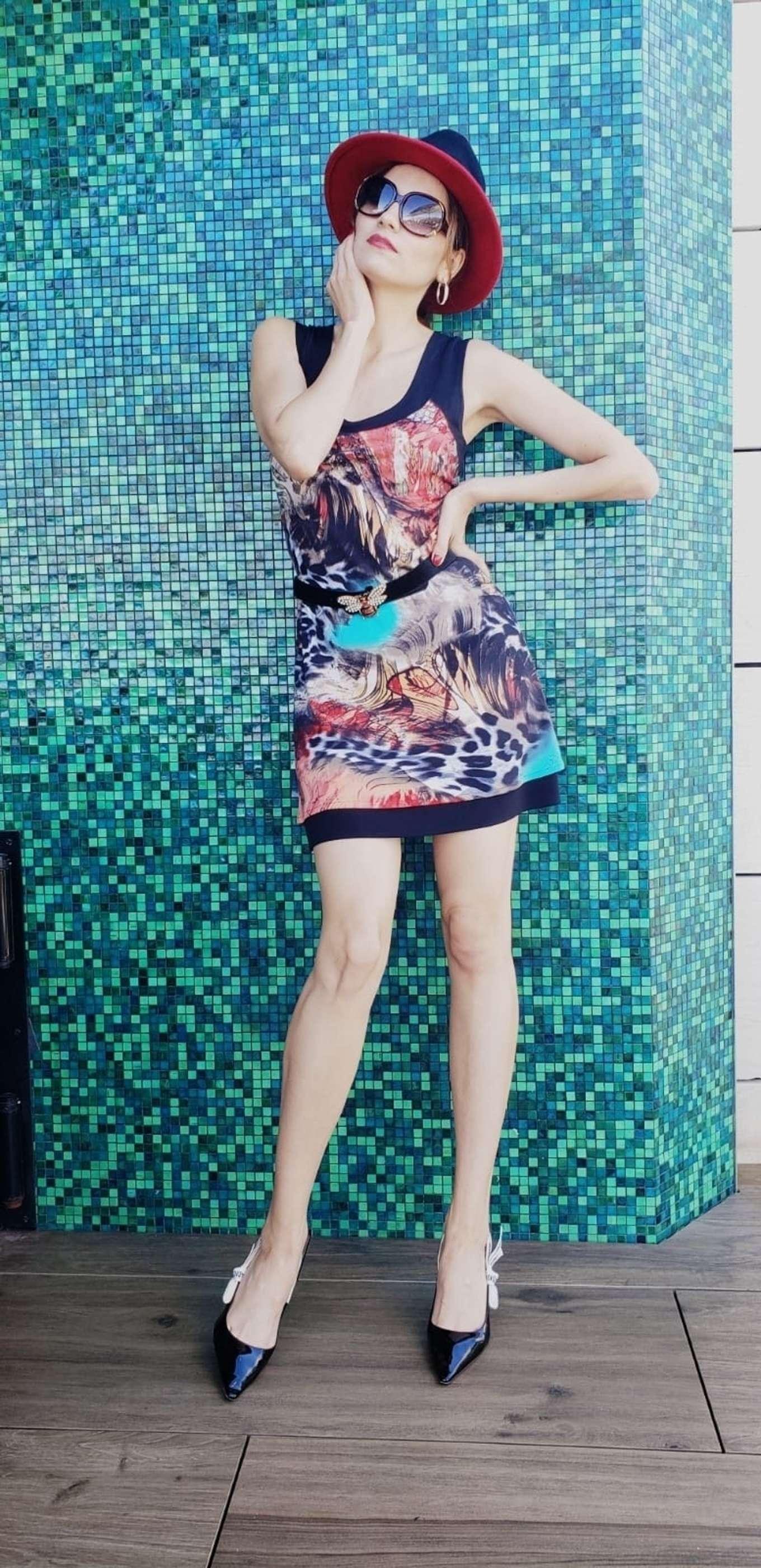 Blanca Blanco 2019 : Blanca Blanco – Posing on a sunny day in Beverly Hills-04