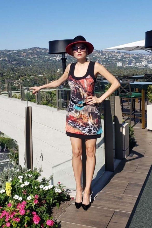 Blanca Blanco 2019 : Blanca Blanco – Posing on a sunny day in Beverly Hills-11