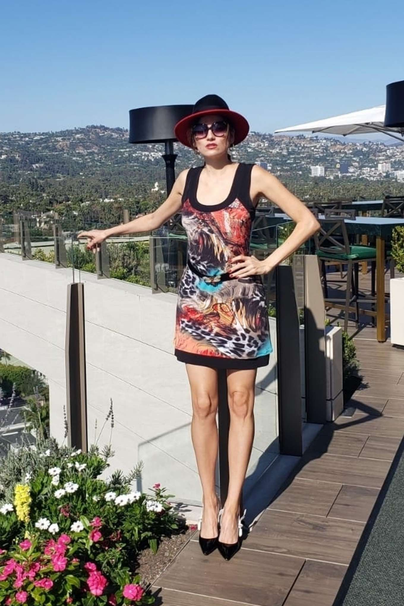 Blanca Blanco 2019 : Blanca Blanco – Posing on a sunny day in Beverly Hills-11