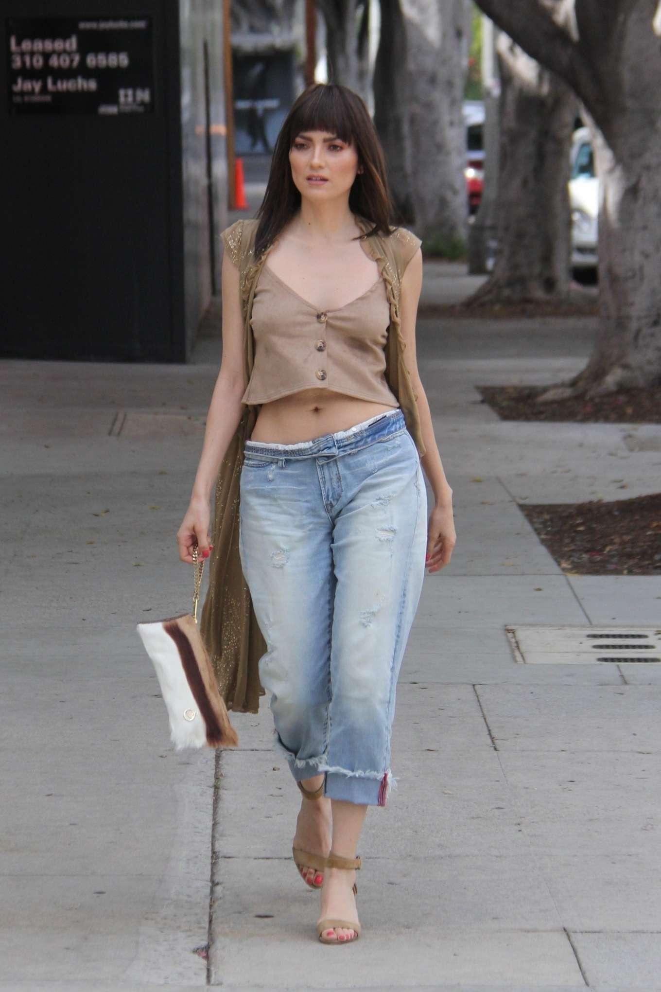 Blanca Blanco 2019 : Blanca Blanco: Shopping at Chanel on Robertson Blvd-24