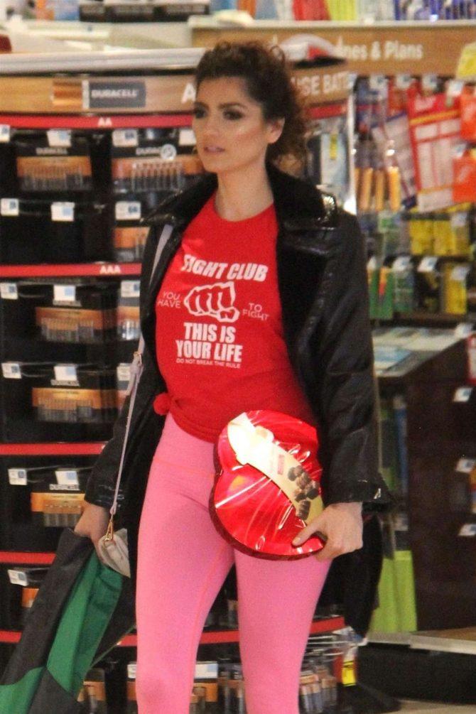 Blanca Blanco – Shopping in Beverly Hills