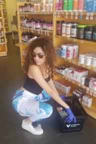Blanca Blanco - Shopping in Los Angeles