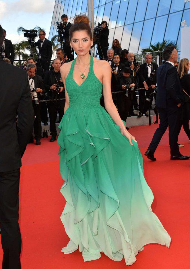 Blanca Blanco - 'Sink or Swim' Premiere at 2018 Cannes Film Festival